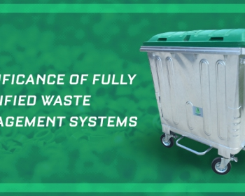 GCI certification waste management systems